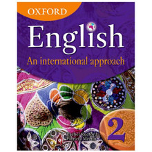 Oxford English An International Approach Part 2 Student Book - ISBN 9780199126651