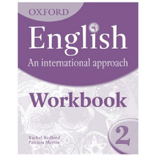Oxford English An International Approach Part 2 Workbook - ISBN 9780199127245