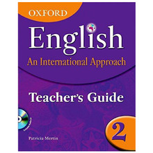 Oxford English An International Approach Part 2 Teacher's Guide - ISBN 9780199126705