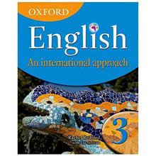 Oxford English An International Approach Part 3 Student Book - ISBN 9780199126668