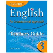 Oxford English An International Approach Part 3 Teacher's Guide - ISBN 9780199126699