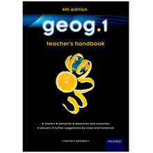 Oxford Geog.1 4th Edition Teacher's Handbook - ISBN 9780198393085