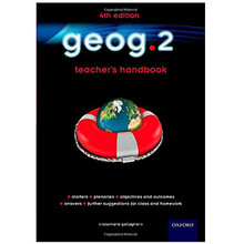 Geog.2 4th Edition Teacher's Handbook - ISBN 9780198393092