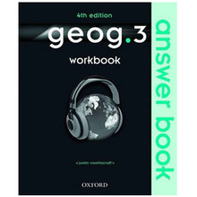 Geog.3 4th Edition Teachers Answer Book - ISBN 9780198356936