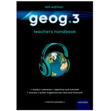 Geog.3 4th Edition Teacher's Handbook - ISBN 9780198393108
