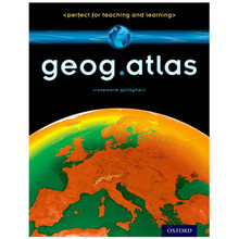 Geog.Atlas - Oxford University Press - ISBN 9780198390756