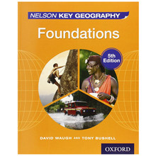 Nelson Key Geography Foundations Student Book - ISBN 9781408523162