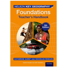 Nelson Key Geography Foundations Teacher's Handbook - ISBN 9781408527313