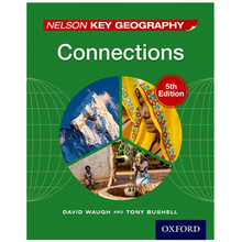 Nelson Key Geography Connections Student Book - ISBN 9781408523179