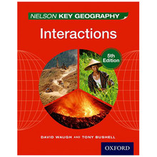 Nelson Key Geography Interactions Student Book - ISBN 9781408523186