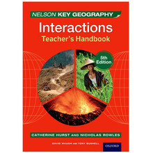 Nelson Key Geography Interactions Teacher's Handbook - ISBN 9781408527320