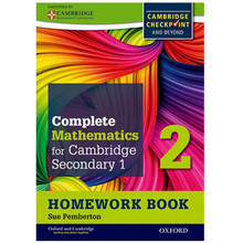 Complete Mathematics Cambridge Stage 2 Homework Book (Pack of 15) - ISBN 9780199137091