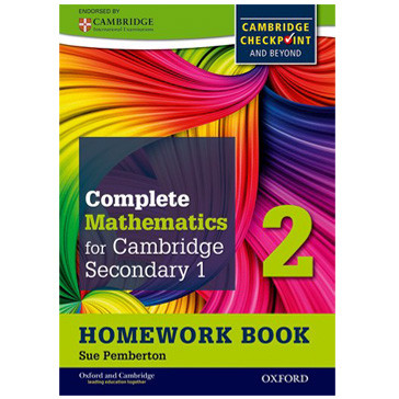 Complete Mathematics Cambridge Stage 2 Homework Book (Pack of 15) - ISBN 9780199137091