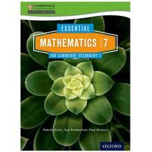 Essential Mathematics for Cambridge Stage 7 Student Book - ISBN 9781408519837