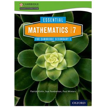 Essential Mathematics for Cambridge Stage 7 Student Book - ISBN 9781408519837