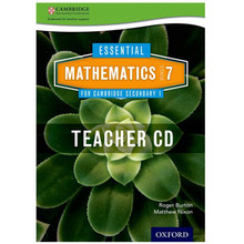 Essential Mathematics for Cambridge Stage 7 Teacher CD-ROM - ISBN 9781408519820