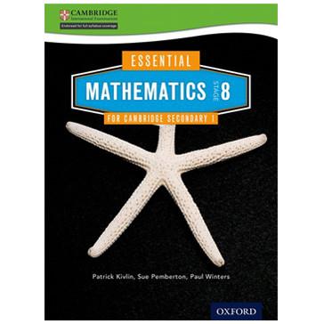 Essential Mathematics for Cambridge Stage 8 Student Book - ISBN 9781408519868