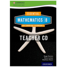 Essential Mathematics for Cambridge Stage 8 Teacher's CD-ROM - ISBN 9781408519851