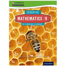 Essential Mathematics for Cambridge Stage 9 Student Book - ISBN 9781408519899