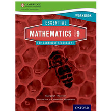 Essential Mathematics for Cambridge Secondary 1 Stage 9 Workbook - ISBN 9781408519905