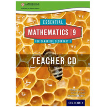 Essential Mathematics for Cambridge Stage 9 Teacher's CD-ROM - ISBN 9781408519882