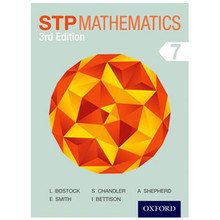 STP Mathematics Student Book 7 - ISBN 9781408523780
