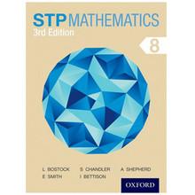 STP Mathematics Student Book 8 - ISBN 9781408523797