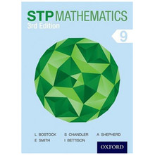 STP Mathematics Student Book 9 - ISBN 9781408523803