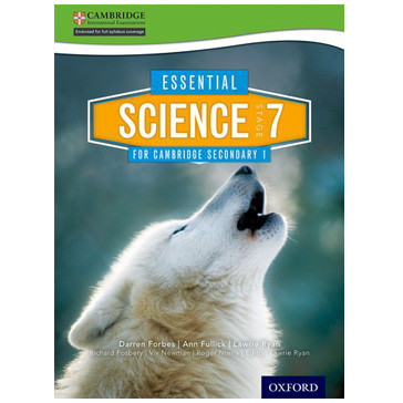 Essential Science for Cambridge Secondary 1 Stage 7 Student Book - ISBN 9780198399803