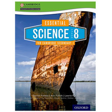 Essential Science for Cambridge Secondary 1 Stage 8 Student Book - ISBN 9780198399834