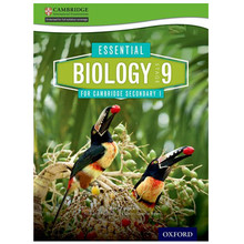 Essential Science Stage 9 Biology Student Book - ISBN 9780198399865