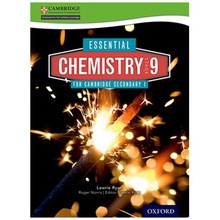 Essential Science Stage 9 Chemistry Student Book - ISBN 9780198399896