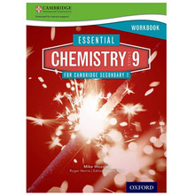 Essential Science Stage 9 Chemistry Workbook - ISBN 9781408520741