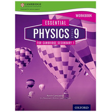 Essential Science Stage 9 Physics Workbook - ISBN 9781408520772