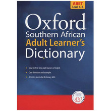 Oxford Southern African Adult Learners Dictionary (Paperback) - ISBN 9780195717808