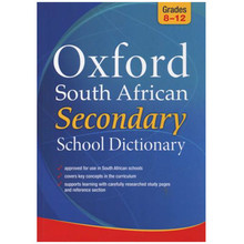 Oxford South African Secondary School Dictionary (Paperback) - ISBN 9780195762235