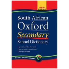 Oxford South African Secondary School Dictionary (Hardback) - ISBN 9780195765267