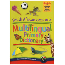 Oxford South African Multilingual Primary Dictionary (Sotho) - ISBN 9780195766196