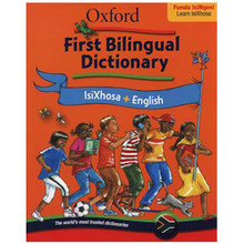 Oxford First Bilingual Dictionary IsiXhosa and English (Paperback) - ISBN 9780195768336