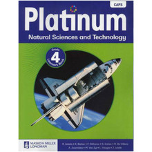 Platinum Natural Sciences and Technology Grade 4 Learner's Book (CAPS) - ISBN 9780636135512