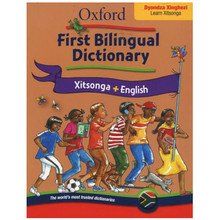 Oxford First Bilingual Dictionary Xitsonga and English (Paperback) - ISBN 9780195987201