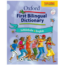 Oxford First Bilingual Dictionary IsiNdebele and English (Paperback) - ISBN 9780195992922