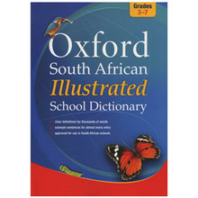 Oxford South African Illustrated School Dictionary (Paperback) - ISBN 9780195980530