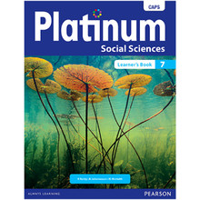 Platinum Social Sciences Grade 7 Learner's Book (CAPS) - ISBN 9780636140981