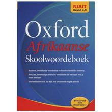 Oxford Afrikaanse Skoolwoordeboek (Paperback) - ISBN 9780195997958