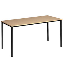 Rectangular Training and Activity Table