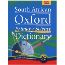 Oxford South African Primary Science Dictionary (Paperback) - ISBN 9780195765571
