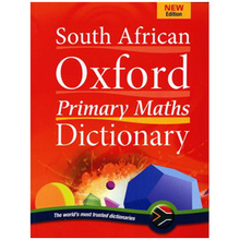 Oxford South African Primary Maths Dictionary (Paperback) - ISBN 9780195765564