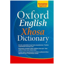 Oxford English / Xhosa Dictionary (Hardback) - ISBN 9780195702903