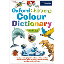Oxford Children's Colour Dictionary (Paperback) - ISBN 9780192737540